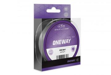 Šnúra FIN One Way 125m / sivá