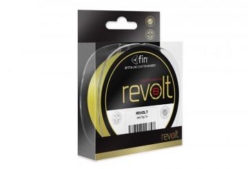 FIN Revolt 8X / 122m / fluo žltá