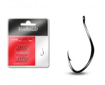 Háčik Delphin HKD FLATER ring / 10+1ks