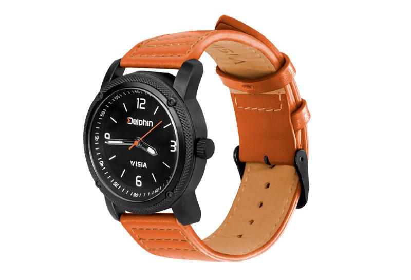 Ručičkové hodinky Delphin WISIA