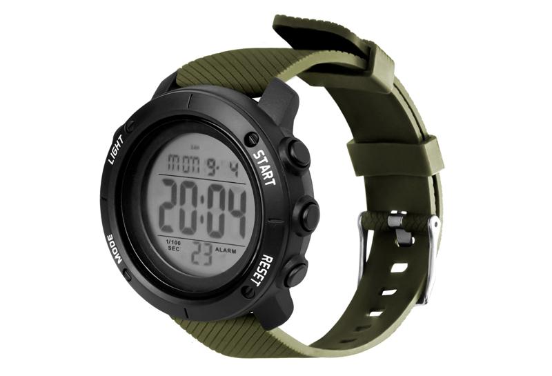 Digitální hodinky Delphin WADER