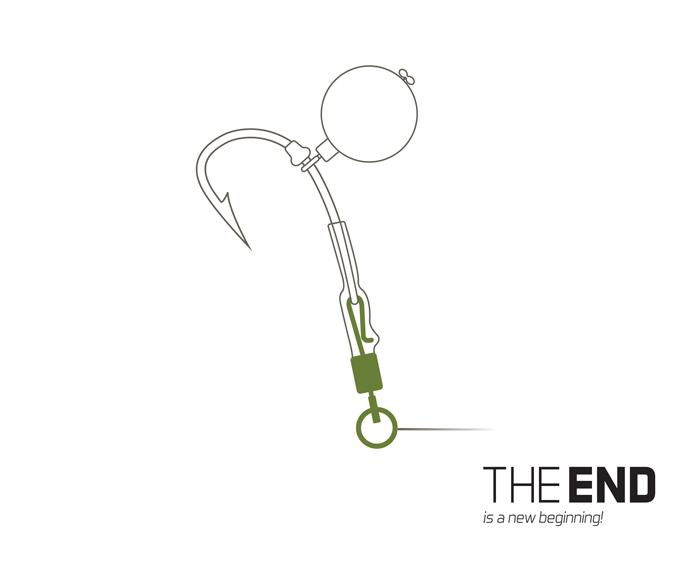 THE END Rýchloobratlík s krúžkom  / 10ks #4