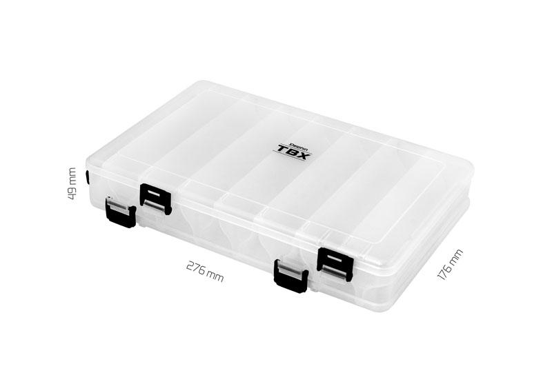 Krabice Delphin TBX Duo 276-16P Clip