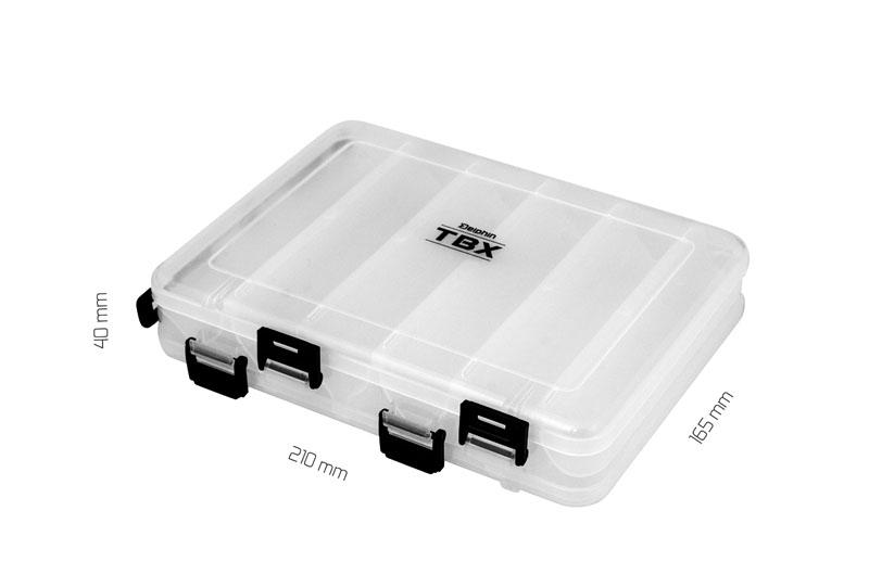 Krabice Delphin TBX Duo 210-12P Clip