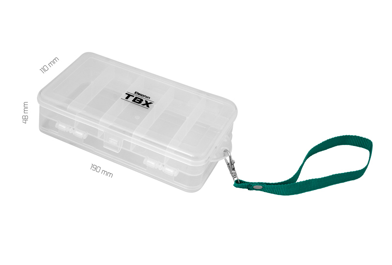 Krabice Delphin TBX Duo 190-6P