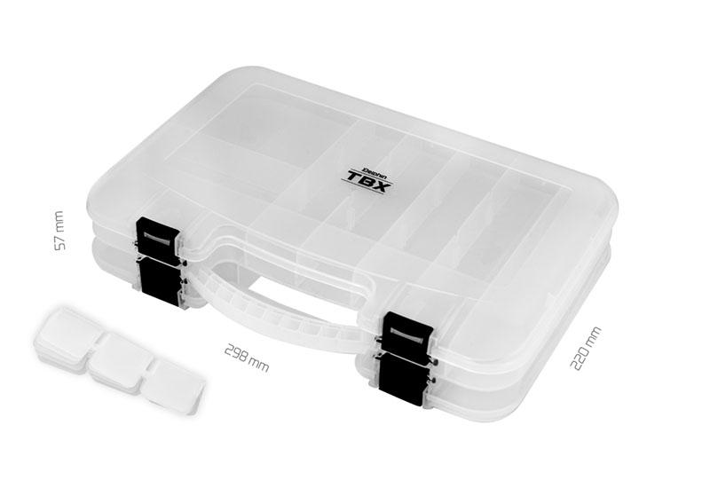 Krabice Delphin TBX Duo 298-12P Clip
