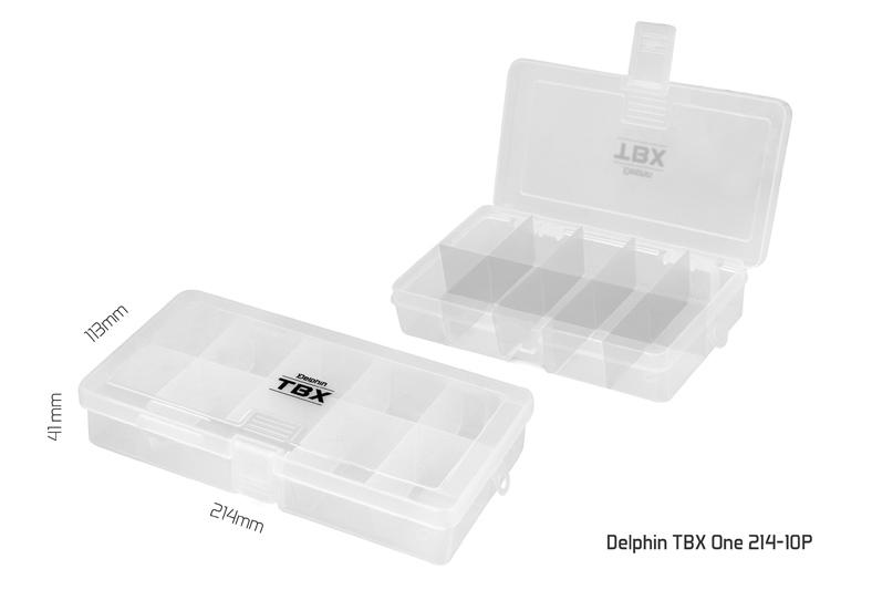Krabica Delphin TBX One 162-10P 162x86x35mm