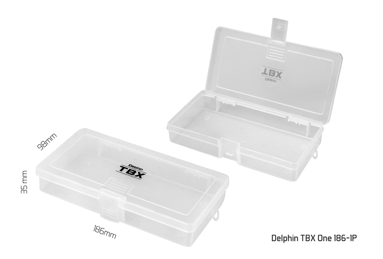 Krabica Delphin TBX One 162-1P 162x86x35mm
