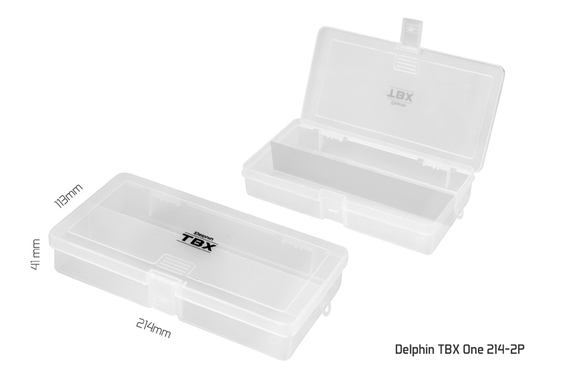 Krabica Delphin TBX One 162-2P 162x86x35mm