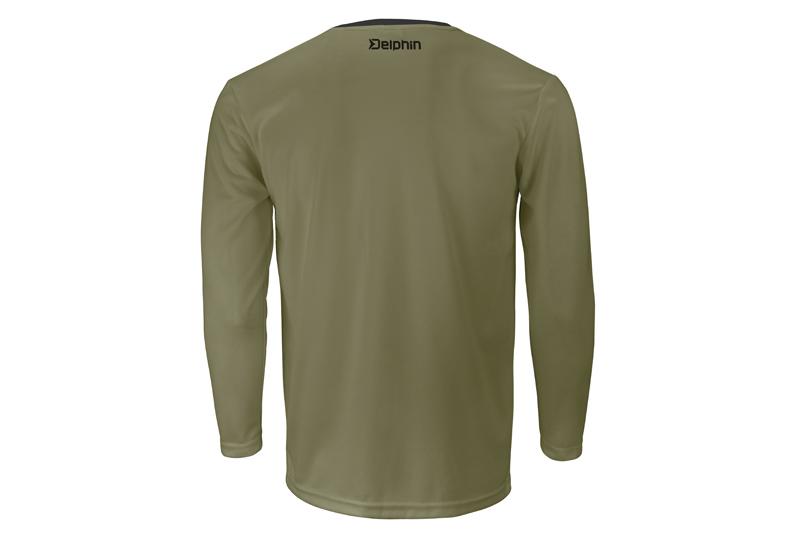 Tričko s dlouhým rukávem Delphin RAWER Carpath XXL