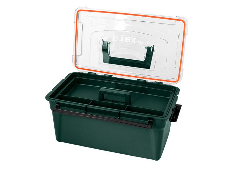Krabica Delphin TBX Case Clip