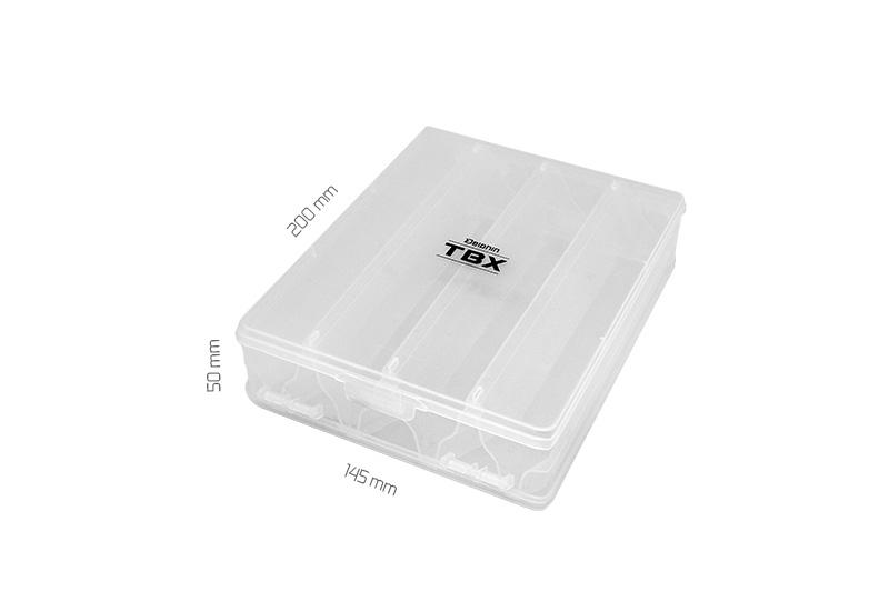 Krabice Delphin TBX Duo 200-7P,200x145x50mm