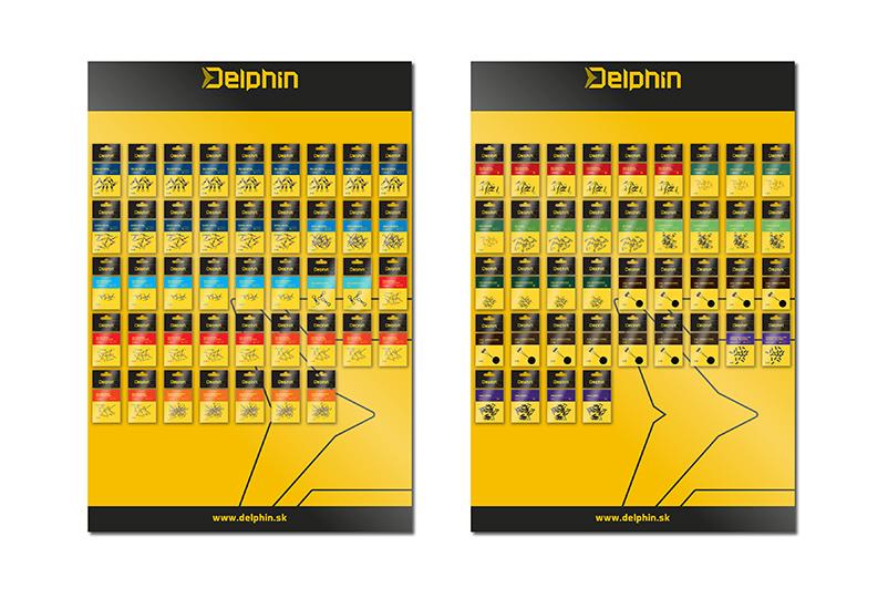 Prezentér - tabule Delphin 2.0