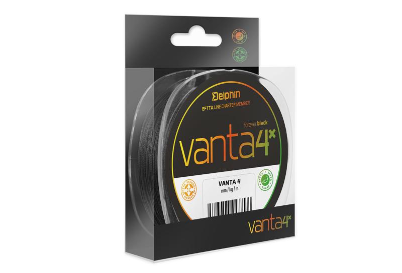 Šňůra VANTA 4,0,35mm 20,50kg 300m