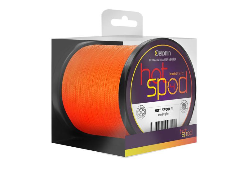 Delphin HotSPOD 4 / oranžová