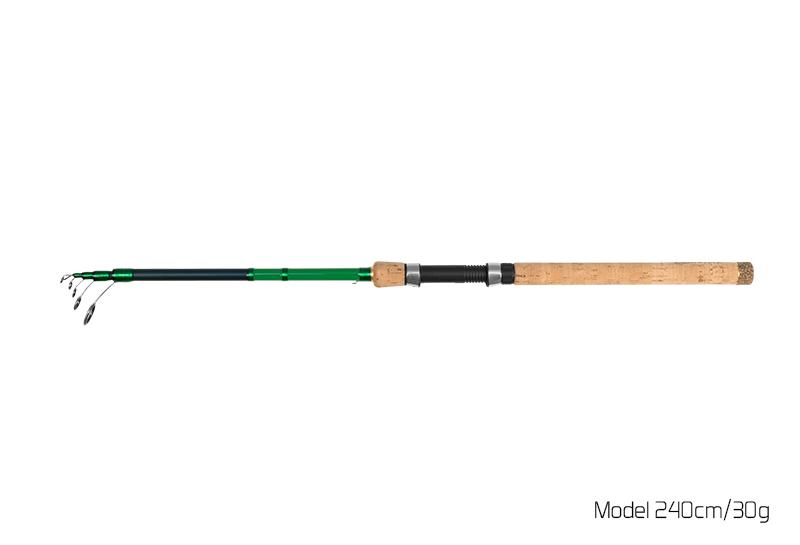 Delphin Zephyr TRAVEL 180cm/30g