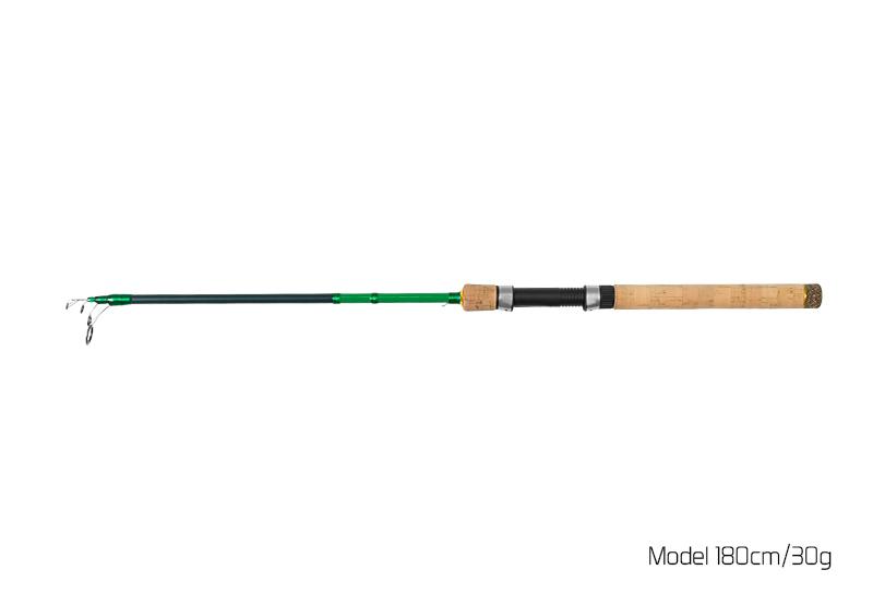 Prut Delphin Zephyr Travel 180cm/30g