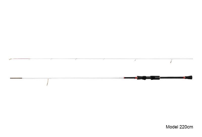 Prut Delphin Calypso drop shot light 185cm/2-12g
