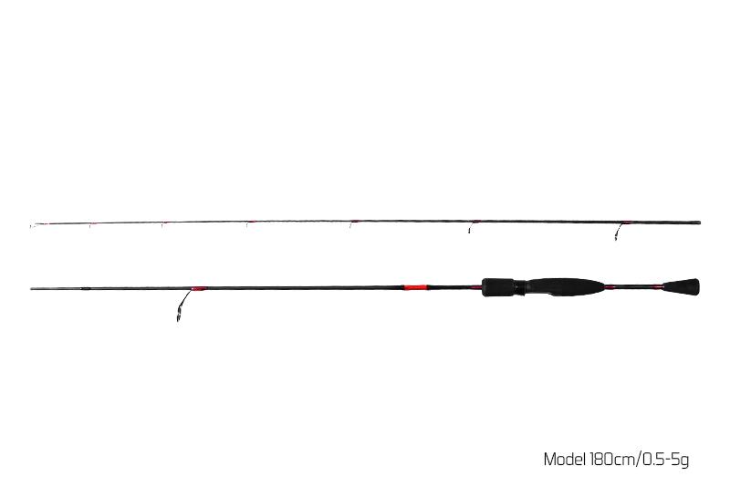 Prut Delphin Bang 210cm/2-7g