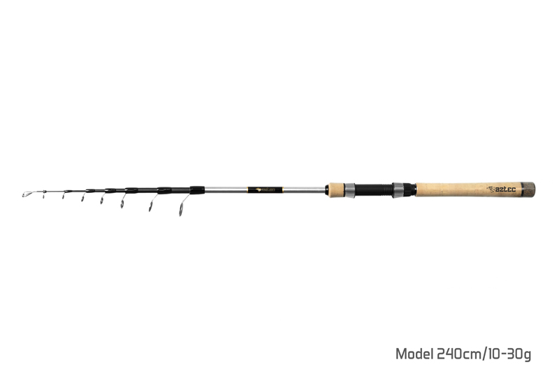 Prut Delphin Aztec Tele 240cm/10-30g
