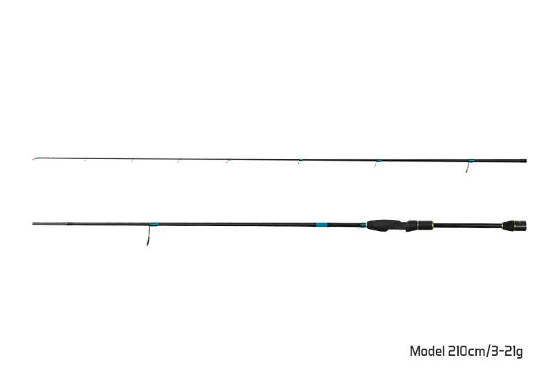 Delphin Zandera 210cm/3-21g