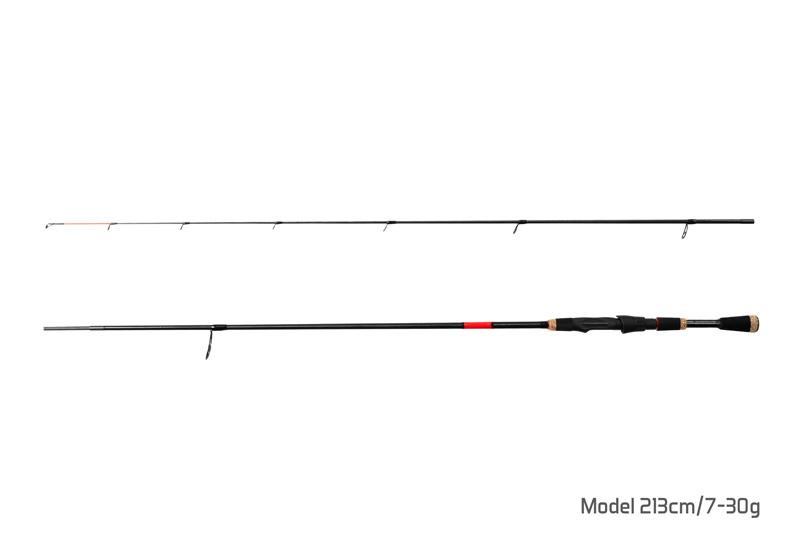 Delphin ERROR / 2 diely 211cm/5-22g