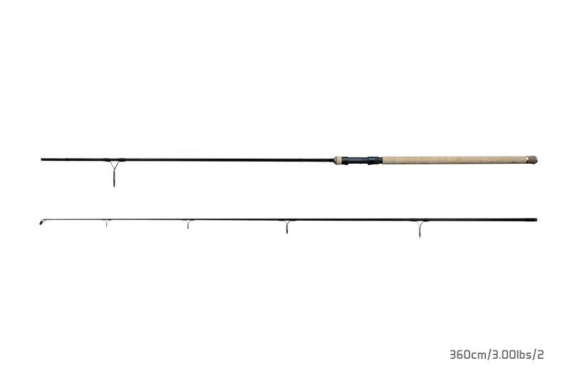 Prut Delphin Armada Carp BlackWay - 3 díly 360cm/3,00lbs