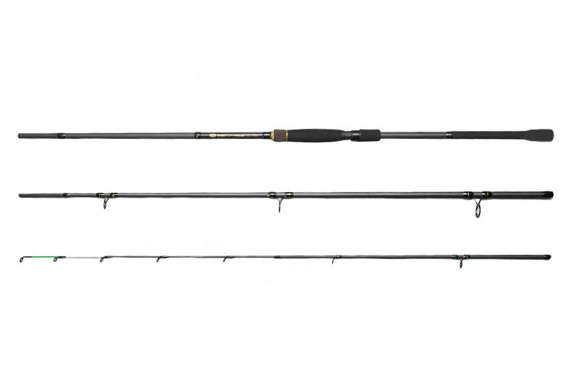 Prut Delphin River Trophy Feeder - 4 špičky 300cm/160g