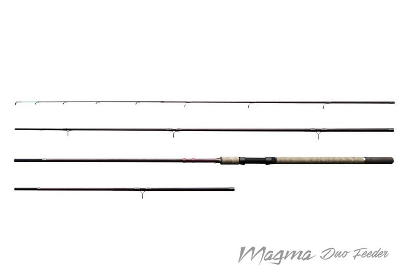 Delphin Magma DUO / 5 špičiek 300-360cm/90g