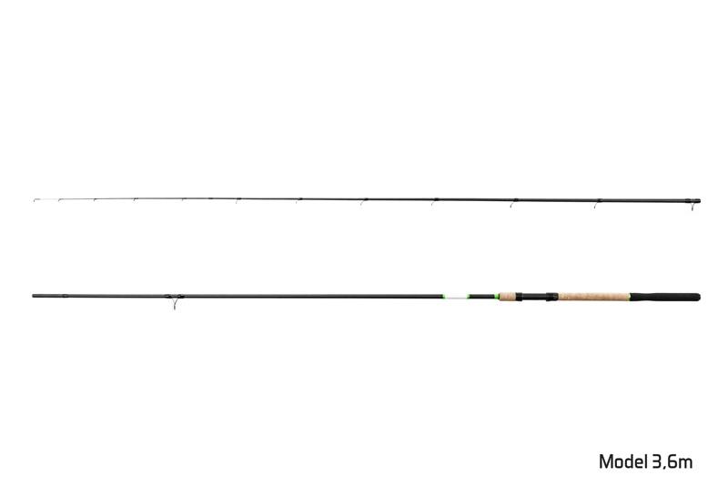 Delphin Hybrix picker + 3 špičky / match