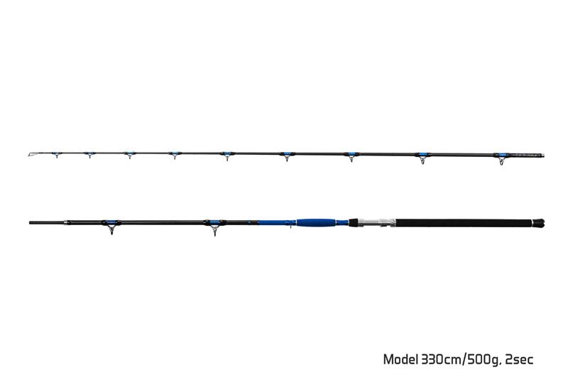 Prut Delphin Hazard 255cm/500g