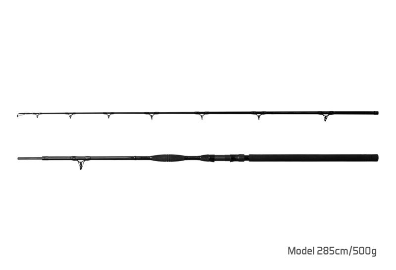 Delphin SYMBOL CAT / 2 díly 285cm/500g
