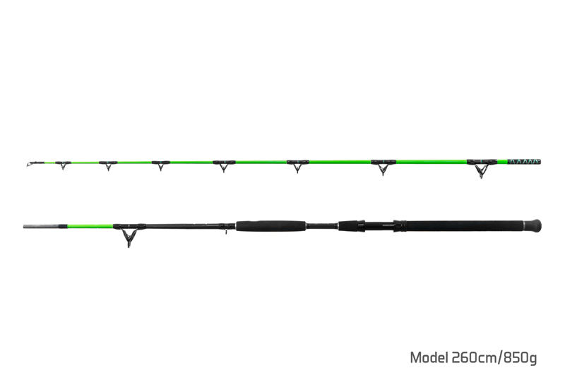 Prut Catkong Walkýra 300cm/850g