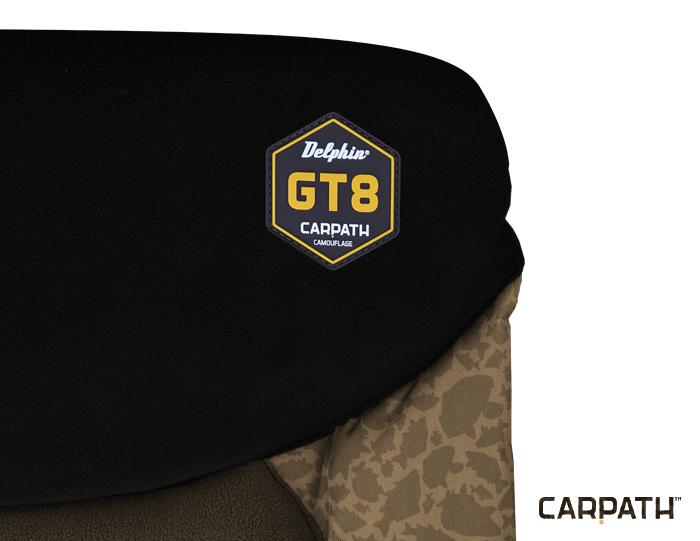 Lehátko Delphin GT8 Carpath