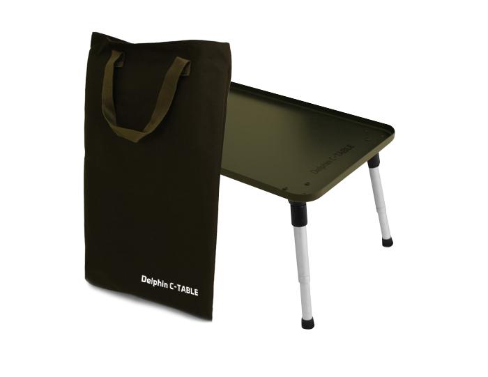 Kaprársky stolík Delphin C-TABLE