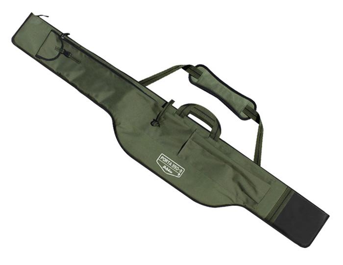 Dvoukomorové pouzdro Delphin PORTA 390-3 / dlouhá kapsa