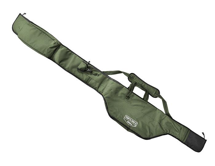 Dvojkomorové púzdro Delphin PORTA 390-2/dlhé vrecko, 215cm