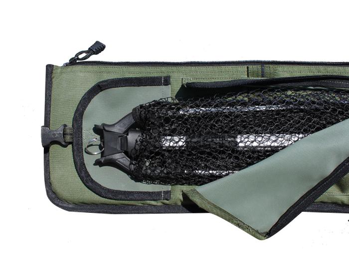 Dvojkomorové puzdro Delphin PORTA 300-2 / dlhé vrecko