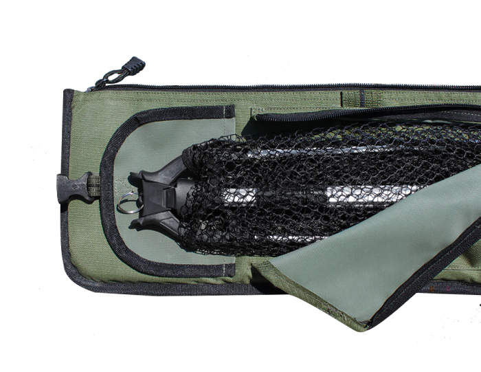 Dvoukomorové pouzdro Delphin Porta 360-2
