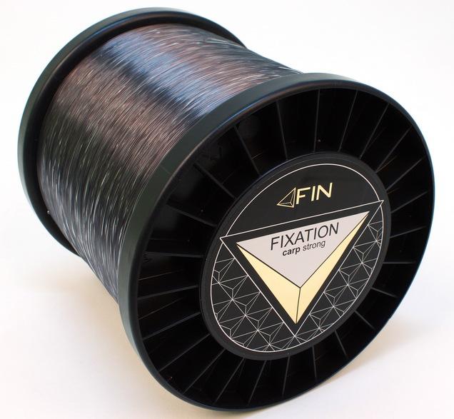 FIN STRONG CARP 5000m/sivá0,30mm 16,9lbs