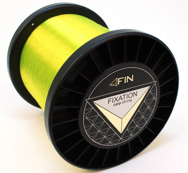 FIN STRONG CARP 5000m/žltá0,25mm 12,1lbs