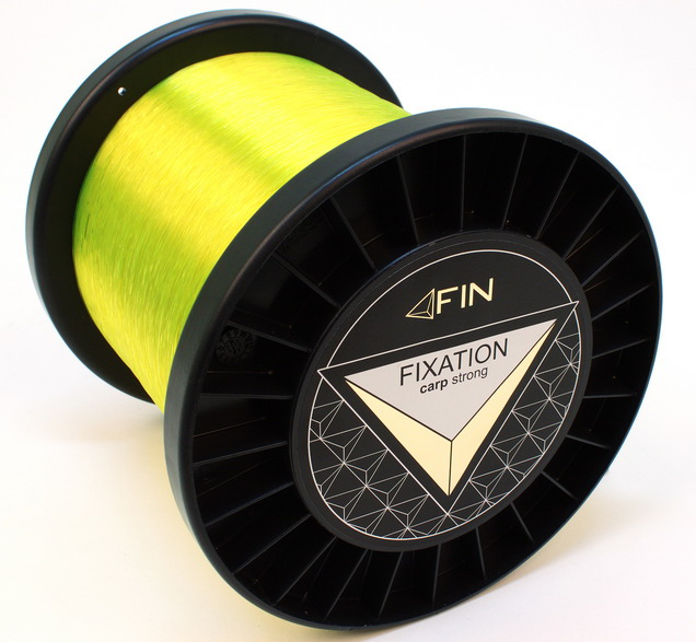 FIN STRONG CARP 4000m/žltá0,35mm 22,2lbs