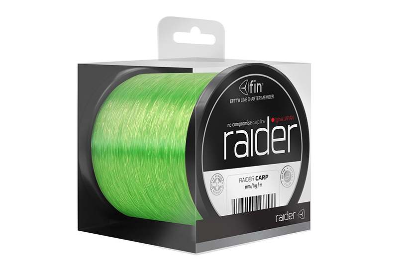 FIN RAIDER oxidgreen / 600m