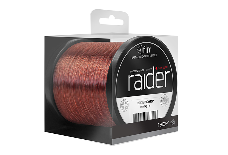 FIN RAIDER bronz / 300m 0,26mm 12,8lbs