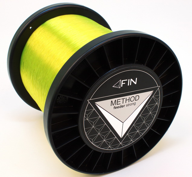 FIN METHOD FEED 5000m/žltá0,18mm 6,6lbs