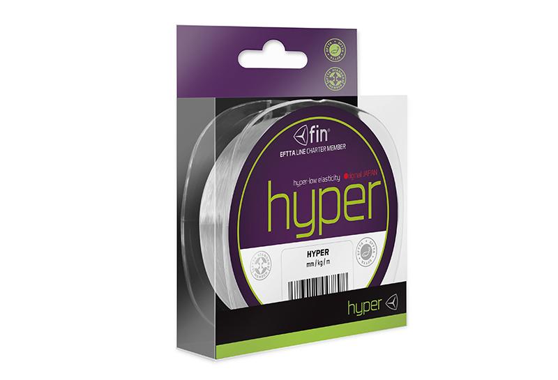 FIN HYPER platinum / 150m