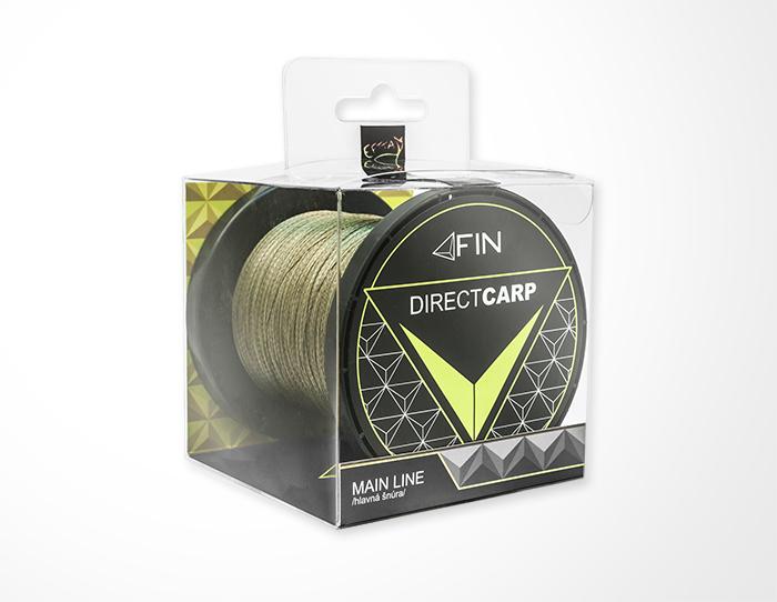 FIN RECORD CARP 1000m/zelená0,20mm 10,0kg