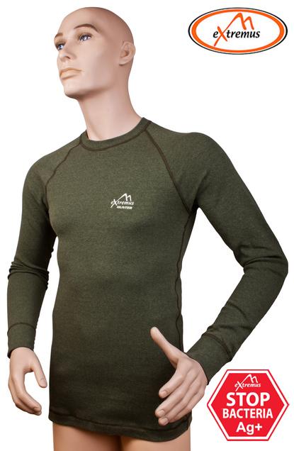 Termoprádlo EXTREMUS-dlhý rukávM/zelené