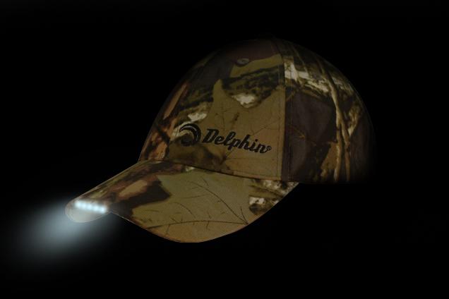 Čiapka DELPHIN s LED