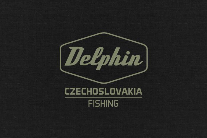 Mikina Delphin Czechoslovakia